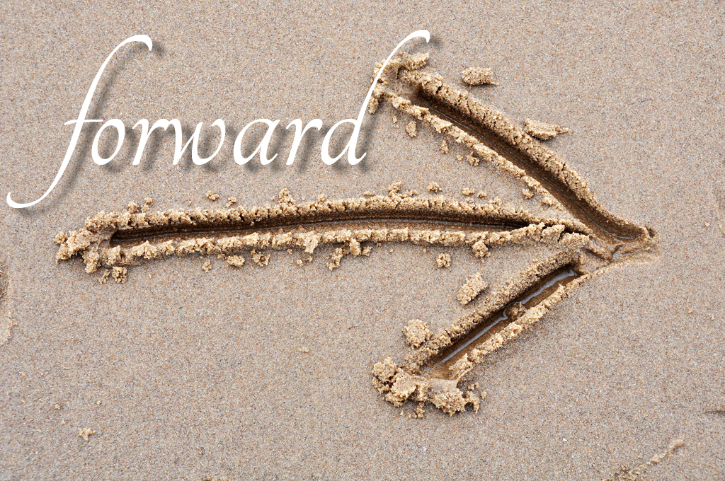 bible verses about moving forward