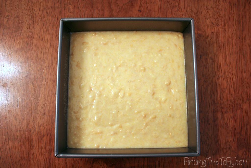 sweet-corn-cake-in-pan