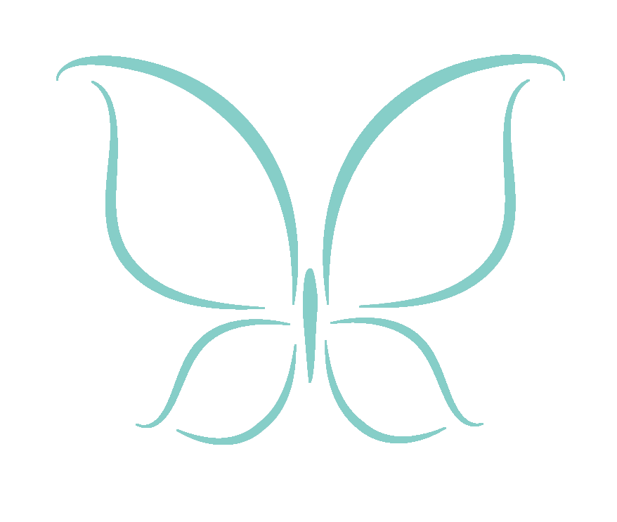 Front Facing Butterfly