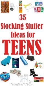 35 Stocking Stuffer Ideas for Teens