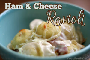 What a great recipe for leftover ham! Super easy weeknight dinner that the kids love!